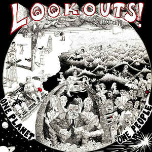 Lookouts - One Planet One People USED LP