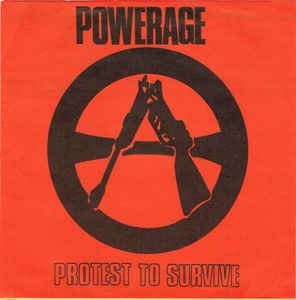 Powerage - Protest To Survive USED 7