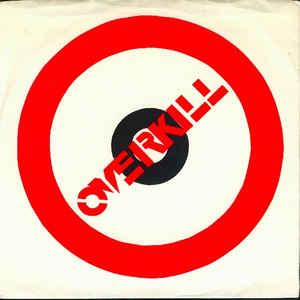 Overkill - S/T USED 7