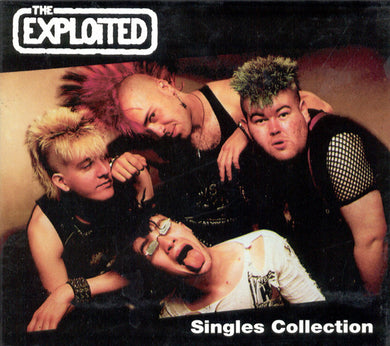 Exploited, The ‎- Singles Collection NEW CD