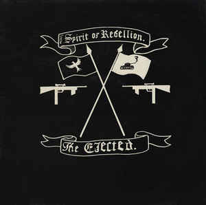 Ejected - Spirit Of Rebellion USED LP
