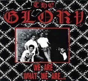 Glory - We Are What We Are USED LP