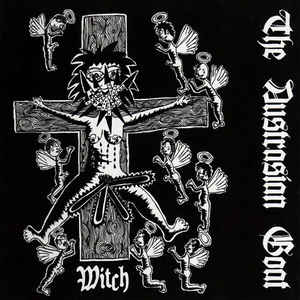 Austrasian Goat - Witch  USED METAL 7
