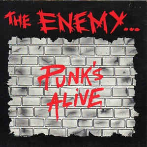 Enemy - Punks Alive USED 7