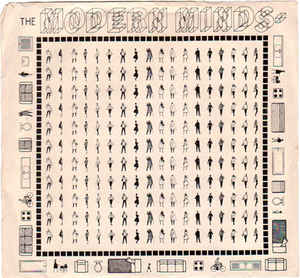Modern Minds ‎- Theresa's World USED 7