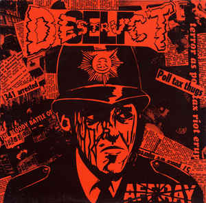 Self Destruct - Affray USED LP