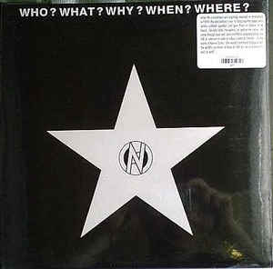 Comp - Who What Why When Where USED LP