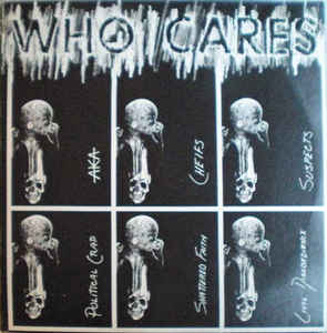 Comp - Who Cares USED LP
