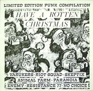 Comp - Have A Rotten Christmas USED LP