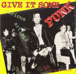 Comp - Give It Some Punk USED CD