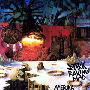 Stark Raving Mad - Amerika USED LP