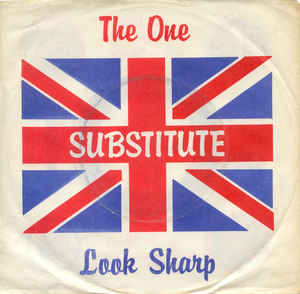 Substitute ‎- The One USED 7