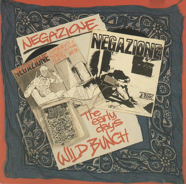 Negazione - The Wild Bunch / Early Days NEW CD