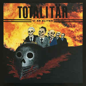 Totalitar ‎- Vi Ar Eliten  NEW LP