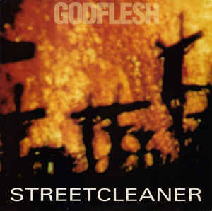 Godflesh ‎- Streetcleaner NEW METAL LP