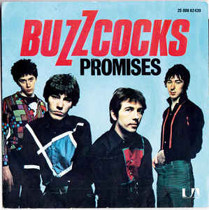 Buzzcocks - Promises USED 7