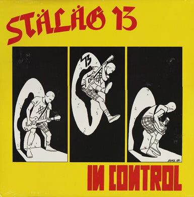 Stalag 13 - In Control NEW LP