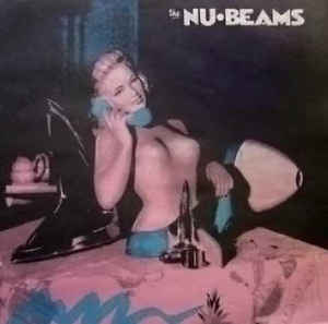 Nu Beams - One Step For What USED 7""
