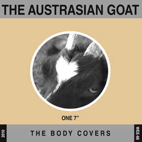 Austrasian Goat - The Body Covers USED METAL 7