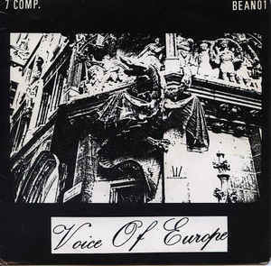 Comp - Voice Of Europe USED 7""