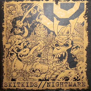 Skitkids / Nightmare - Split NEW 7