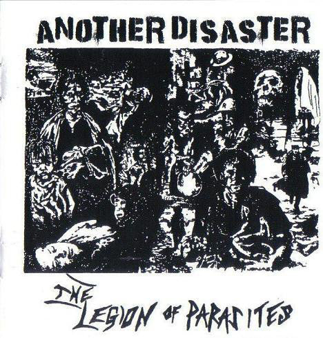 Legion Of Parasites - Another Disaster NEW CD