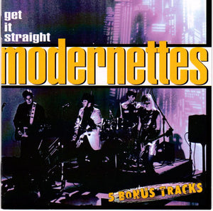 Modernettes - Get It Straight NEW CD