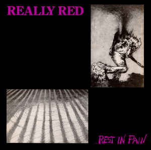 Really Red - Rest In Pain USED LP