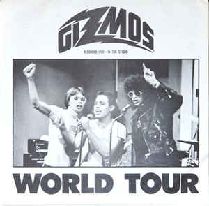 Gizmos - World Tour USED 7