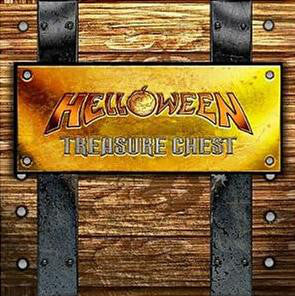 Helloween ‎– Treasure Chest USED CD