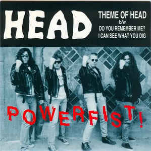 Head - Powerfist USED 7