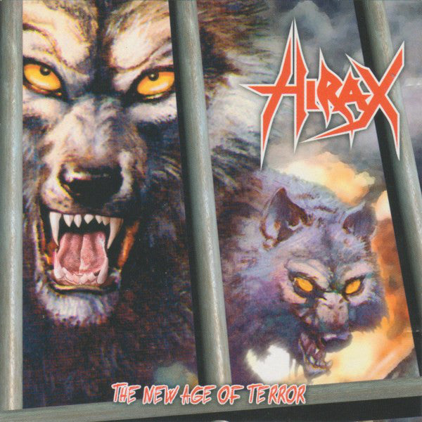 Hirax - New Age Of Terror NEW CD