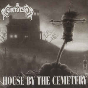 Mortician ‎- House By The Cemetery NEW METAL LP