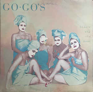 Go Go's ‎- Beauty And The Beat USED LP
