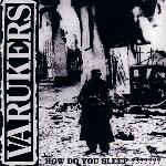 Varukers - How Do You Sleep USED LP