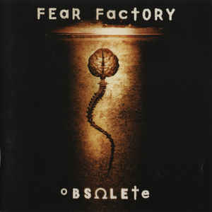 Fear Factory - Obsolete USED CD