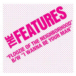 Features - Floozie Of The Neighborhood USED 7""