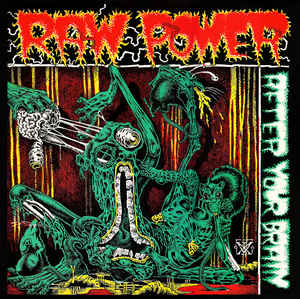 Raw Power - After Your Brain USED LP
