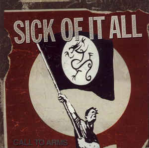 Sick Of It All - Call To Arms NEW LP