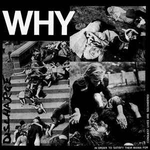 Discharge - Why NEW LP