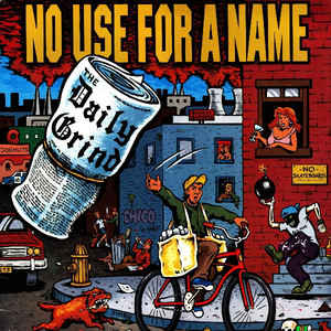 No Use For A Name - Daily Grind  USED LP