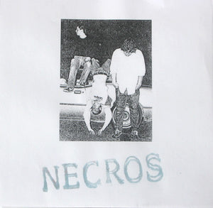Necros - Ambionic Sound NEW 7""