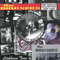 Bruisers, The ‎- The Singles Collection 1989-1998 NEW CD