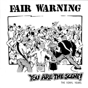 Fair Warning - You Are The Scene NEW CD