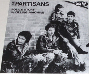 Partisans - Police Story NEW 7""