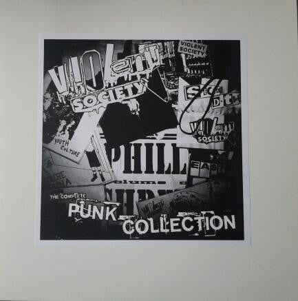 Violent Society - The Complete Punk Collection NEW LP