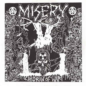 MIsery - Children Of War USED 7