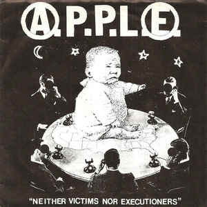 Apple - Neither Victims Nor Executioners USED 7