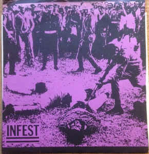 Infest - Mankind USED 7