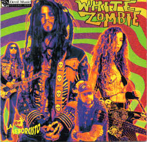White Zombie - La Sexorcisto: Devil Music Vol. 1 USED CD